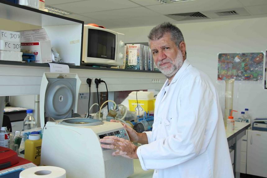 Le Docteur Frédéric Checler, membre du conseil d'administration de LECMA, remporte le Prix Claude Pompidou