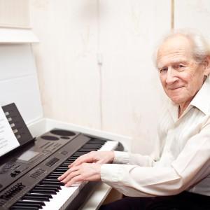 Maladie d'Alzheimer : Les bénéfices de la musique sur le cerveau