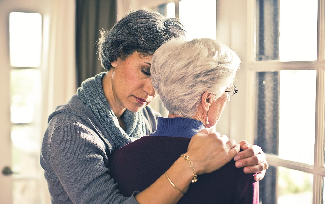 La donation pour la Fondation Vaincre Alzheimer