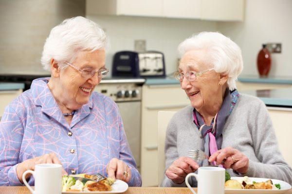Alzheimer et repas
