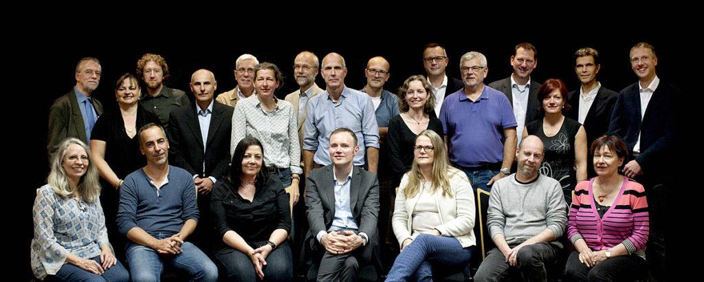 Conseil consultatif scientifique européen de la Fondation Vaincre Alzheimer, Paris, octobre 2017