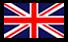Drapeau anglais sélectionné
