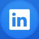 Logo LinkedIn l Vaincre Alzheimer