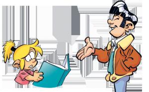 Conseils de lecture Alzheimer pour les enfants