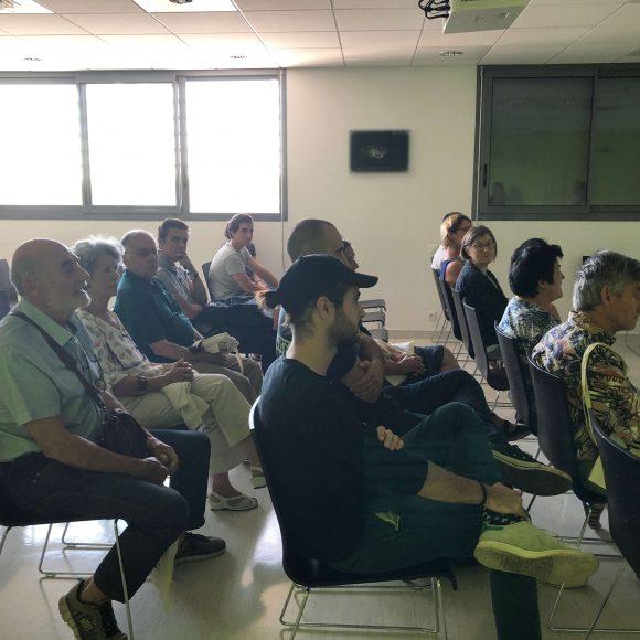 Témoignage d'un participant à la visite de labo du Dr Claeysen
