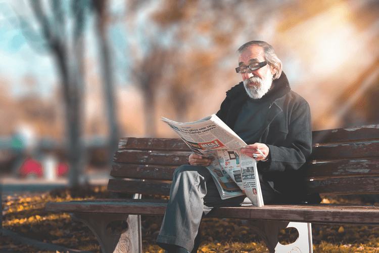 D'après certaines études, la fréquence de la maladie d'Alzheimer baisse