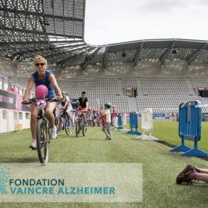 Représenter la Fondation Vaincre Alzheimer en tant que bénévole pour un événement, ça vous tente ?