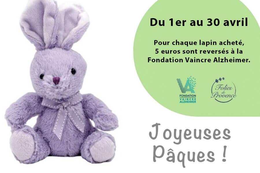Folies de Provence, partenaire de la recherche sur la maladie d'Alzheimer