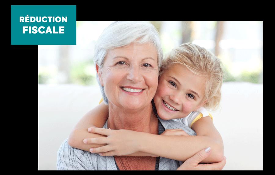 Réduction fiscale - Journée mondiale Alzheimer 2019 avec Fondation Vaincre Alzheimer