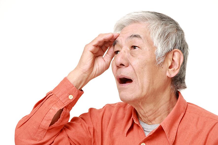 Symptome Alzheimer
