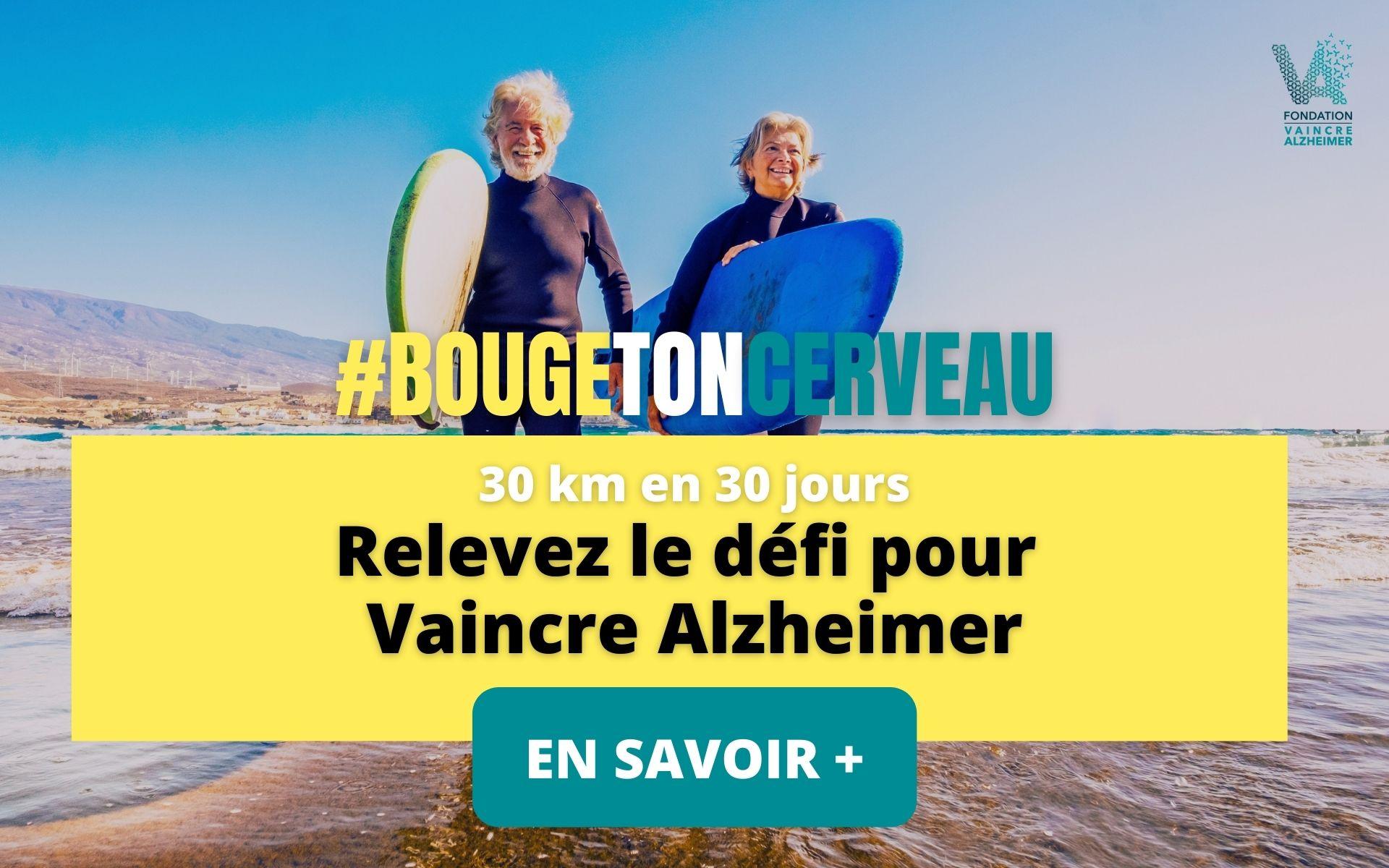 Bouge ton cerveau pour Vaincre Alzheimer