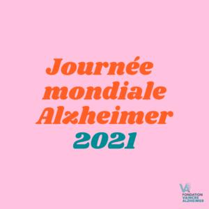 #QuiVeutGagnerDesNeurones : la nouvelles campagne Vaincre Alzheimer à l'occasion de la Journée mondiale Alzheimer 2021